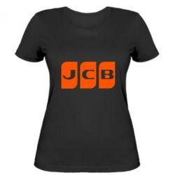 Жіноча футболка JCB 2