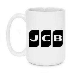 Кружка 420ml JCB 2