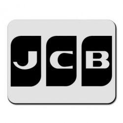 Килимок для миші JCB 2