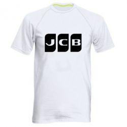Чоловіча спортивна футболка JCB 2