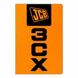 Блокнот А5 JCB 3CX