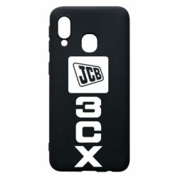 Чохол для Samsung A40 JCB 3CX