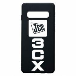 Чохол для Samsung S10 JCB 3CX