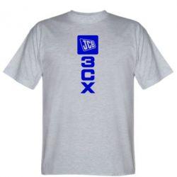 Чоловіча футболка JCB 3CX