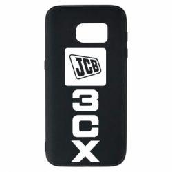 Чохол для Samsung S7 JCB 3CX