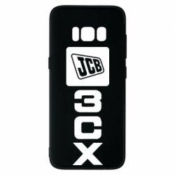 Чохол для Samsung S8 JCB 3CX