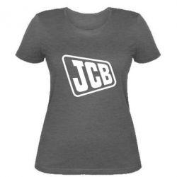 Жіноча футболка JCB