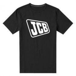 Чоловіча стрейчева футболка JCB