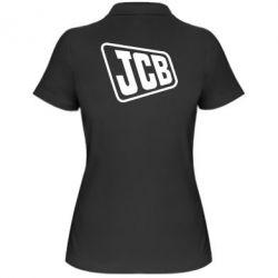 Жіноча футболка поло JCB