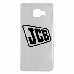 Чохол для Samsung A7 2016 JCB