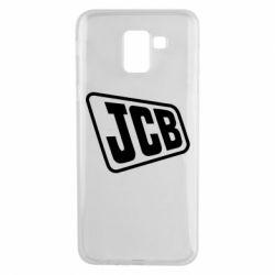 Чохол для Samsung J6 JCB