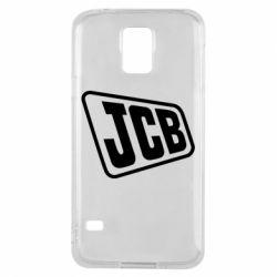 Чохол для Samsung S5 JCB