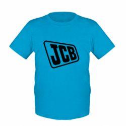 Дитяча футболка JCB