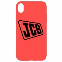 Чохол для iPhone XR JCB