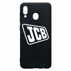 Чохол для Samsung A20 JCB