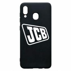 Чохол для Samsung A30 JCB