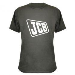Камуфляжна футболка JCB