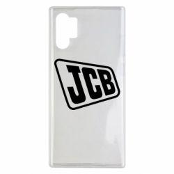 Чохол для Samsung Note 10 Plus JCB