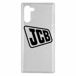 Чохол для Samsung Note 10 JCB