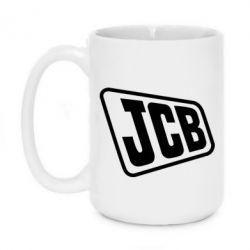 Кружка 420ml JCB