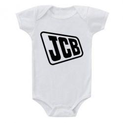 Дитячий бодік JCB