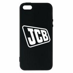 Чохол для iphone 5/5S/SE JCB