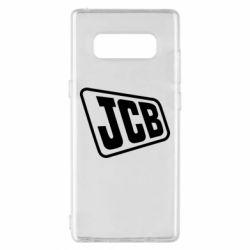 Чохол для Samsung Note 8 JCB