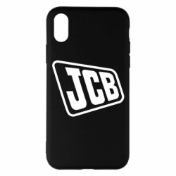 Чохол для iPhone X/Xs JCB