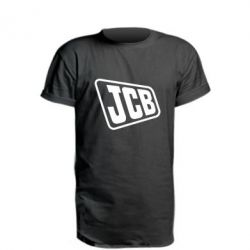 Подовжена футболка JCB