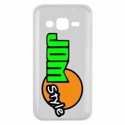 Чохол для Samsung J2 2015 JDM Style