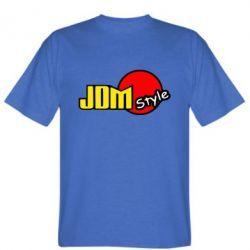 Мужская футболка JDM Style - FatLine