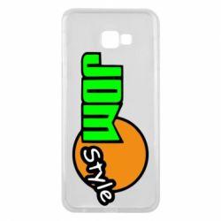 Чехол для Samsung J4 Plus 2018 JDM Style