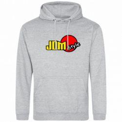 Толстовка JDM Style - FatLine