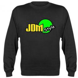 Реглан (свитшот) JDM Style - FatLine