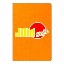 Блокнот А5 JDM Style