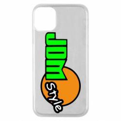 Чохол для iPhone 11 Pro JDM Style
