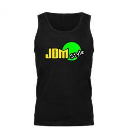 Мужская майка JDM Style - FatLine