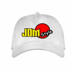 Детская кепка JDM Style - FatLine