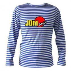 Тельняшка с длинным рукавом JDM Style - FatLine