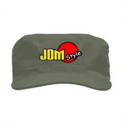 Кепка милитари JDM Style