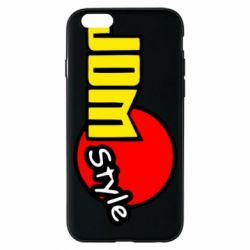 Чохол для iPhone 6/6S JDM Style