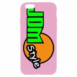Чехол для iPhone 6 Plus/6S Plus JDM Style