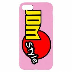 Чехол для iPhone 7 JDM Style