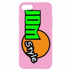 Чехол для iPhone 8 JDM Style
