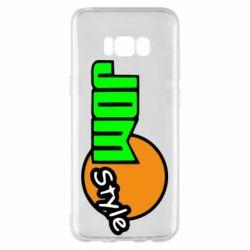 Чехол для Samsung S8+ JDM Style