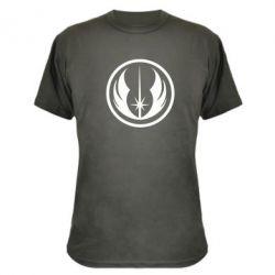 Камуфляжная футболка Jedi Order - FatLine