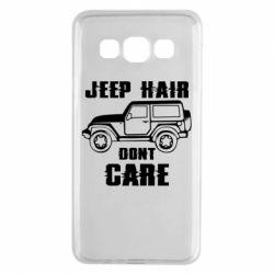 Чохол для Samsung A3 2015 Jeep hair don't care