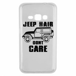 Чохол для Samsung J1 2016 Jeep hair don't care