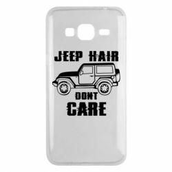 Чохол для Samsung J3 2016 Jeep hair don't care