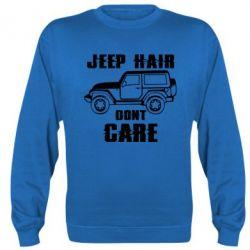 Реглан (світшот) Jeep hair don't care